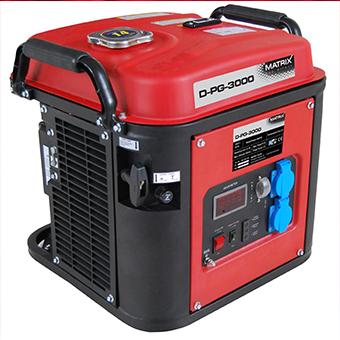 Stromgenerator - Matrix D-PG-3000