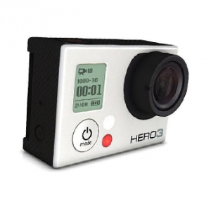 GoPro Hero 3 Black Edition - Actionkamera