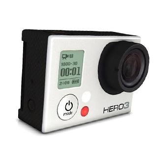 GoPro Hero 3 Black Edition - Actionkamera