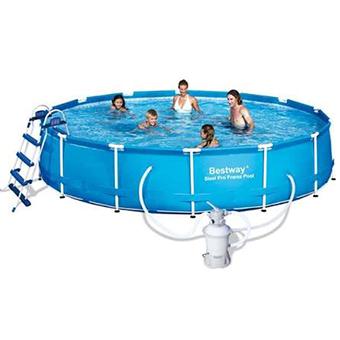 Swimmingpool 457 x 91 cm