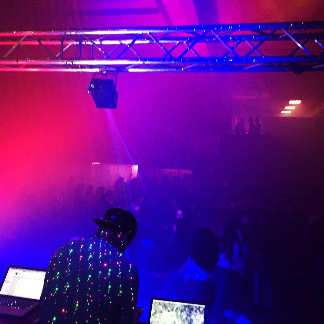 Jahnreal Schule DJ